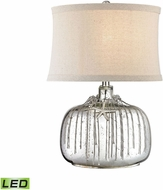Dimond D2927-LED Nassau Antique Silver Mercury LED Table Lamp Lighting