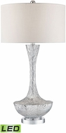 Dimond D2937-LED Cape Town Silver Plate LED Table Light