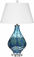 Dimond D3060 Gush Blue Entryway Light Fixture