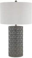 Dimond D3063 Grey Glaze Grey Glaze Lighting Table Lamp