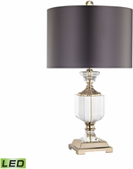 Dimond D3081-LED Highclere  Clear / Gold LED Table Top Lamp