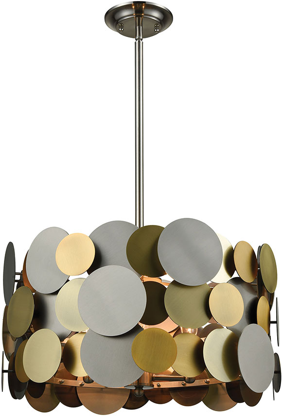 Dimond d3132 prizzi contemporary pewter gold antique brass dimond d3132 prizzi contemporary pewter gold antique brass pendant lighting fixture loading zoom aloadofball Gallery