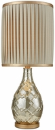 Dimond D3210 Le�n Antique Silver Mercury Gold Table Lamp Lighting