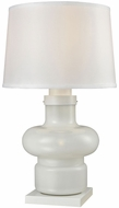 Dimond D3293 Sugar Loaf Cay Milk Glass Exterior Foyer Light Fixture