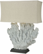 Dimond D3295 Sandy Neck Nautical Distressed Grey Coral Outdoor Foyer Lighting Fixture