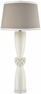 Dimond D3356 Tranquillo White Table Light