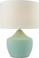 Dimond D3362 Cura�ao Spearmint Lighting Table Lamp