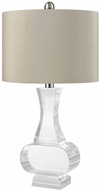 Dimond D3365 Ch�lette Clear Table Lamp Lighting