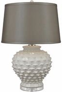 Dimond D3390 Place Dauphine White Glaze Foyer Light Fixture