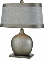 Dimond D3505 Iago Pewter And Grey Tierra Table Light