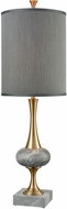 Dimond D3520 Rock Elle Cafe Bronze Grey Marble Foyer Lighting Fixture