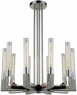 ELK Home D3543 Light Thrust Modern Polished Nickel Lighting Chandelier