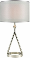 Dimond D3632 Queen'S Speech Modern Polished Nickel Table Lamp Lighting