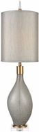 Dimond D3637 Rainshadow Cafe Bronze Side Table Lamp