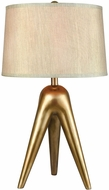 Dimond D3647 Downward Dog Contemporary Cold Cast Bronze Table Lamp