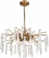 ELK Home D3780 Kvist Coffee Bronze Mini Chandelier Lamp