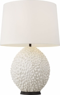 ED Ellen DeGeneres ET1131AI1 Anhdao Aged Iron / Matte White Table Lamp