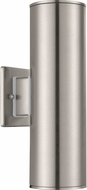 EGLO 200029A Ascoli Modern Stainless Steel Outdoor Wall Sconce