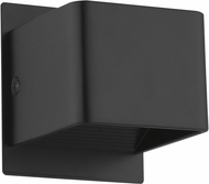 EGLO 202633A Sania 3 Modern Black LED 5  Wall Sconce