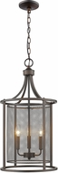 EGLO 202807A Verona Contemporary Oil Rubbed Bronze 14  Foyer Light Fixture