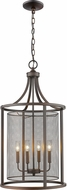 EGLO 202809A Verona Contemporary Oil Rubbed Bronze 18  Entryway Light Fixture