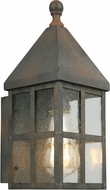 EGLO 202882A Creston Creek Traditional Zinc Exterior Wall Lighting