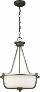 EGLO 202906A Mayview Graphite Drop Lighting Fixture