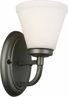 EGLO 202908A Mayview Graphite Wall Sconce Lighting