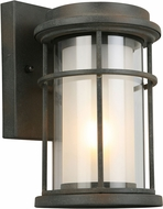 EGLO 203023A Helendale Zinc Outdoor 7  Wall Light Sconce