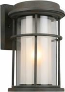 EGLO 203025A Helendale Zinc Outdoor 9  Wall Light Sconce