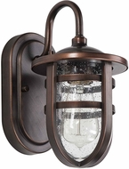EGLO 203125A Strathclyde Antique Bronze Exterior Wall Lighting Sconce
