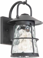 EGLO 203127A Taos canyon Matte Black Exterior Wall Mounted Lamp