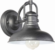EGLO 203128A Kohls River Oil Rubbed Bronze Fluorescent Outdoor Wall Light Sconce