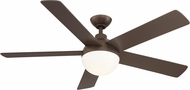 EGLO 203237A Tulum Modern Bronze LED 52  Ceiling Fan
