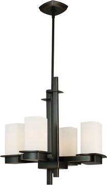 EGLO 203973A Vlacker Oil Rubbed Bronze Mini Hanging Chandelier