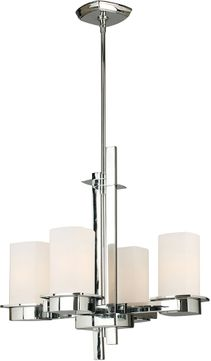 EGLO 203974A Vlacker Chrome Mini Chandelier Light