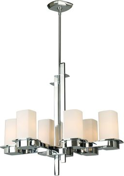 EGLO 203976A Vlacker Chrome Lighting Chandelier