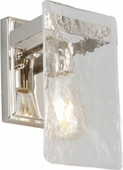 EGLO 203991A Wolter Modern Polished Nickel Sconce Lighting