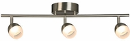 EGLO 204003A Stella Ferry Modern Brushed Nickel LED Home Track Lighting