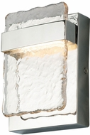 EGLO 204481A Madrona Modern Stainless Steel LED Outdoor Wall Sconce