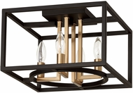 EGLO 204604A Mundazo Modern Black and Brushed Gold 13  Home Ceiling Lighting