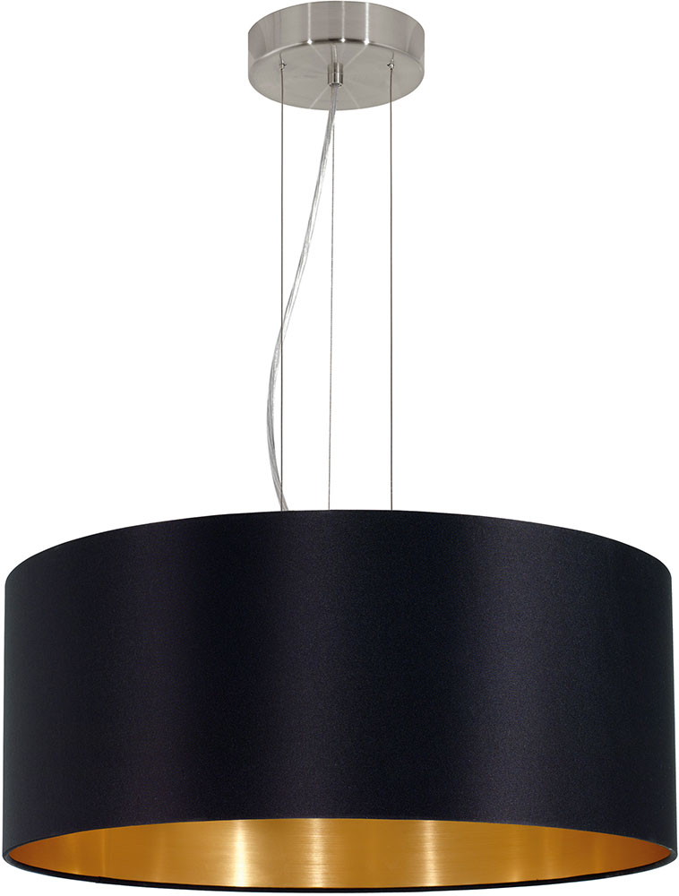 contemporary drum lighting. Beautiful Contemporary EGLO 31605A Maserlo Contemporary Satin Nickel Drum Pendant Lighting  Fixture Loading Zoom For