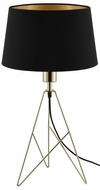 EGLO 39179A Camporale Modern Gold Table Light
