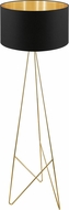 EGLO 39231A Camporale Modern Gold Floor Lighting