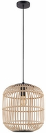 EGLO 43216A Bordesley Contemporary Black Drop Ceiling Lighting