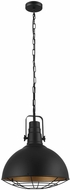 EGLO 49742A Cannington Modern Matte Black Hanging Pendant Lighting