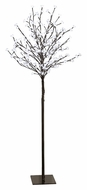 EGLO 75031 59 Inch Tall Small 160 LED Decorative Standing Tree