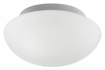 EGLO 81635A Ella Flush Mount Transitional Iron Ceiling Light - Small