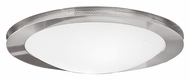 EGLO 82691A Sirio Matte Nickel Finish 13 Inch Diameter Wall Sconce Or Ceiling Light