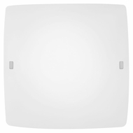 EGLO 83244A Aero Extra Large Matte Nickel Finish Transitional 20 Inch Wide Wall Lighting